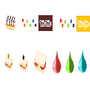 some of my pixel food part 1 by jeim