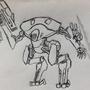 Combat Mech MK2 by JUSTinnator3