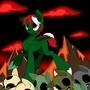 Psycho Pon3 by FireFlyFX3