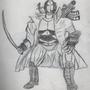 Armored Thug by RaptorJesus