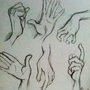 Hand Practice! by doublemaximus