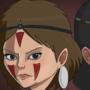 Princess Mononoke and friend by mccabe86