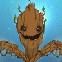 Baby Groot by LiLg