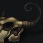 Animal Skull - Poiks by poiky