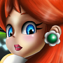 Mario Kart: Daisy by Irillthedreamer