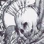 Four Horsemen: Pestilence by snailspot