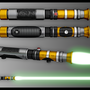 Consular Lightsaber by Brood-of-Evil