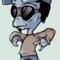 -Gangsta Alien-