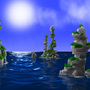 30 min. Landscape #4 (alt) by agentspymonkey