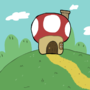 Toad's House by CranberryShanks