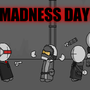Late poster for Madness Day. by serious2222