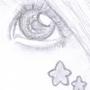 B&W Stars ~ by SweetySetsu