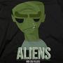 Aliens aren't happy by xdux