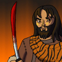 Attila the Hun by BrandonP