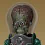 Mars Attacks by jaschieffer