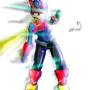 Megaman Zero by ZhaoAS2
