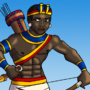Taharqa to the Rescue by BrandonP