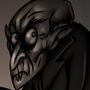 Good ol' Nosferatu by thespazicat