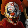I hate clowns by Peglay