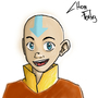 Avatar Aang by dumxiit