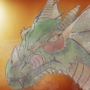 Dragon Head by JanK33