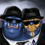 The Ogre Brothers by ProfessorClockwork