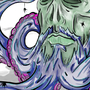 OctopusBeardZombieSpiderFace by Muteyoh