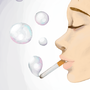 Bubble Smoke by Octoraffe