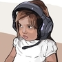 Gamer Toddler by Blindwalker