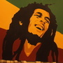 Commission- Bob marley poster by Tikonka