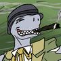 Swanky Dino by Fnorkus