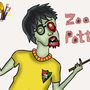 ZOMBIE POTTER by Gajendra