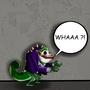 chameleon joker by XinaHashem