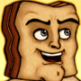 Powdered Toast Man by obscec