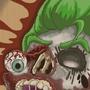 COTM Zombie Joker by FouriiiiArt