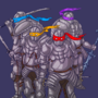 Ironclad NinjaTurtles! (DSII) by thomahawk
