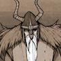 Viking guys by ThePsychoSheep