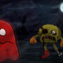 Pacman zombified by andreiguranda