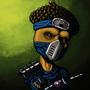 haha ... ninja nut by HAHANinjanut