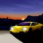 Lamborghini Murcielago by camyau