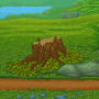 Pixel art landscape by BaukjeSpirit