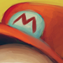 Mario by invaderdesign