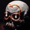 SleepyCabin Skull