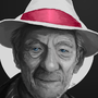 Sir Ian McKellen by Iceey23