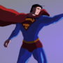 Superman by Albinorice