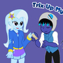 Trix Up My Sleeve by Plazmix