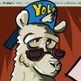 Swag Llama by Mavruda