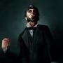 Abraham Lincoln - November by SamJonesIllustrator