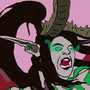 Myself as Illidan by IMSOSAUCY