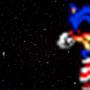 Hyper Shoner VS Giga Sonic.exe by Kenji195